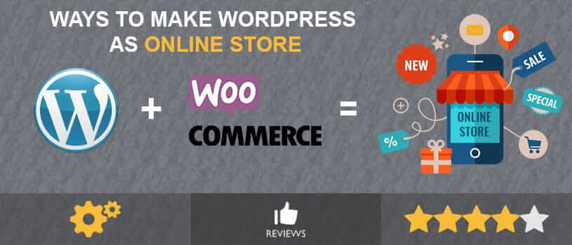 how to make online store wordpress