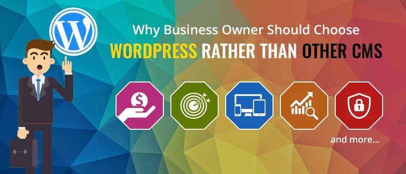 should i use wordpress for a business website