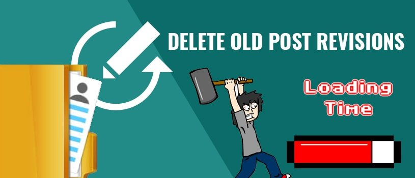 Delete Old Post Revisions