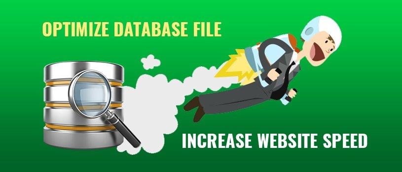 Optimize Database file
