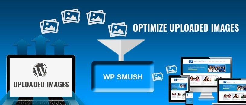 Optimize Uploaded Images
