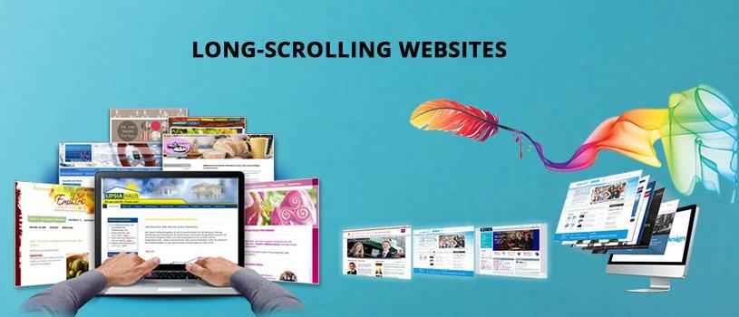 Scrolling Websites