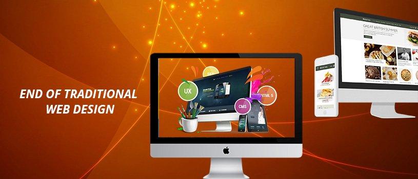 Traditional Web Design