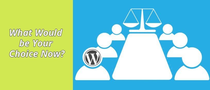 Your Choice of Choosing WordPress Developer
