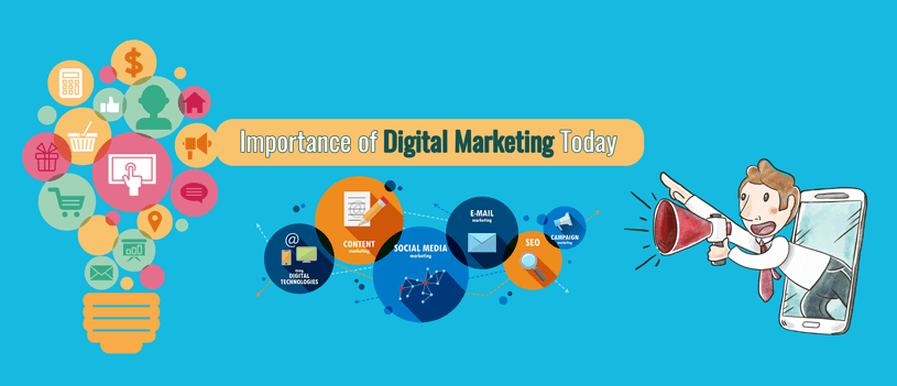 Importance of Digital Marketing Today