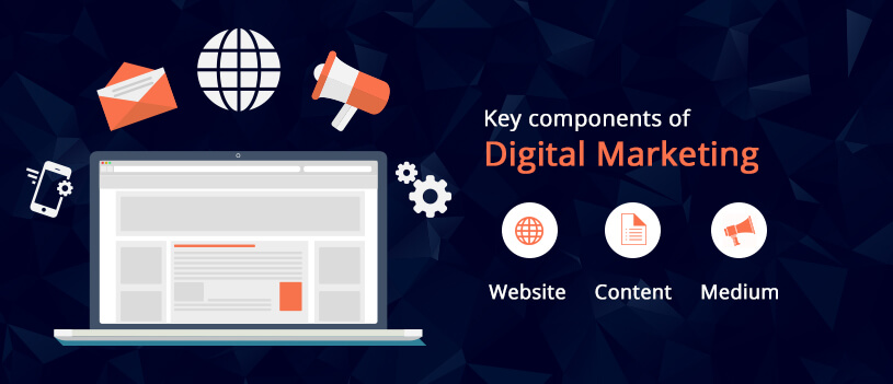Key Components of Digital Marketing