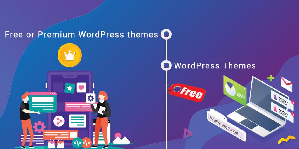 Free or Premium WordPress Themes?