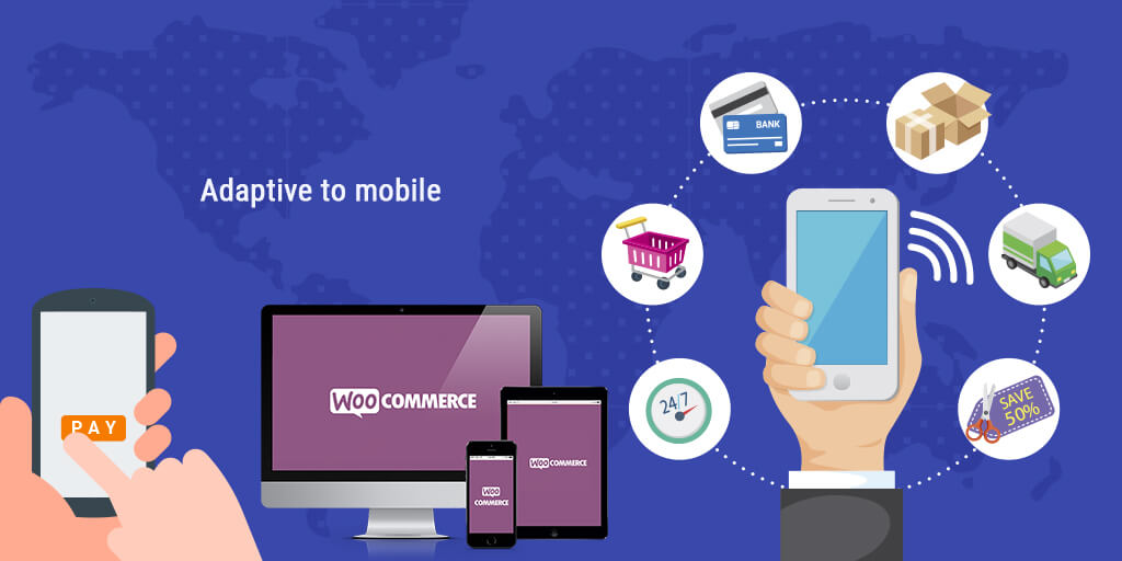 Woocommerce Adaptive to Mobile
