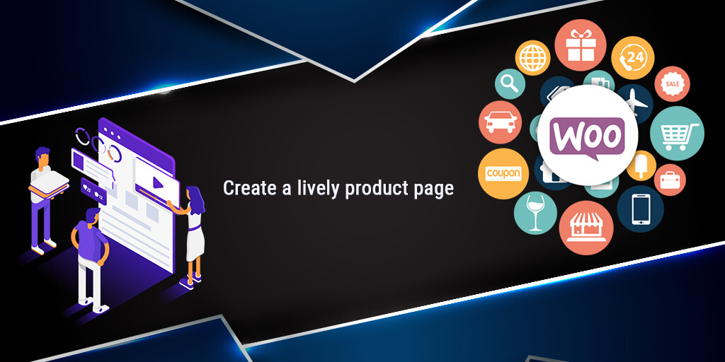 Create a Lively Product Page