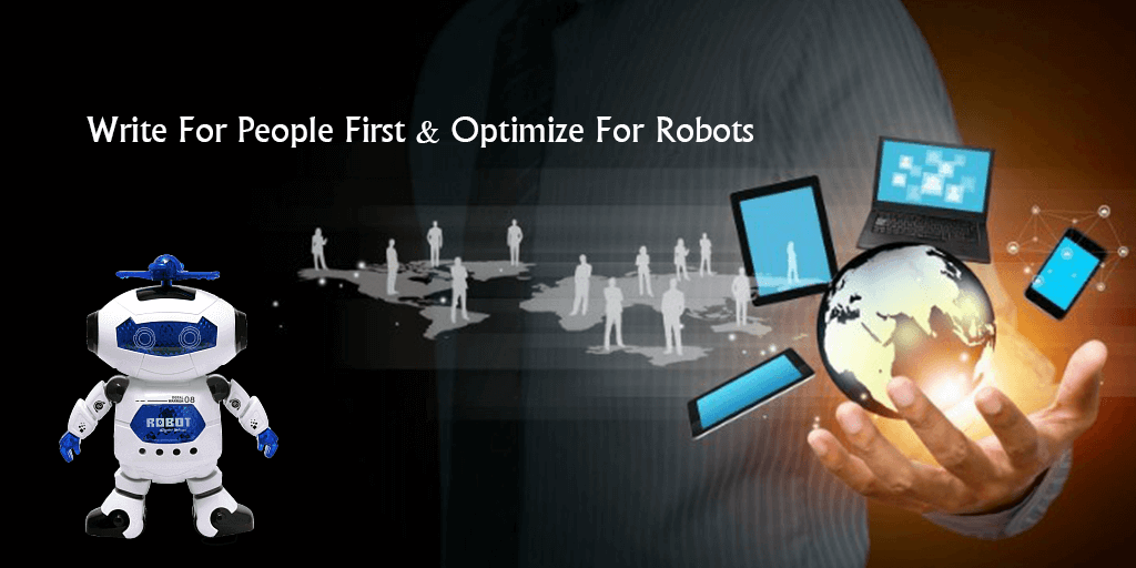 Write For People First & Optimize For Robots