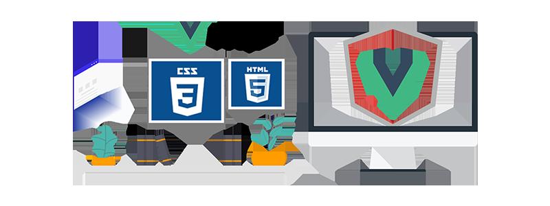 VueJS Application Development