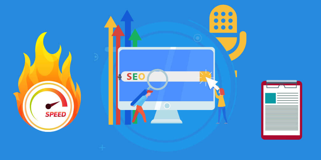 SEO trends - How fast the website is
